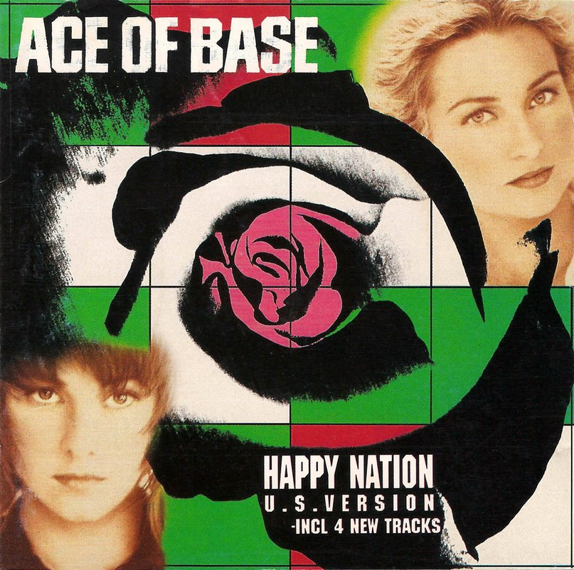 Happy Nation (Ace Of Base cover) (Hard covers of fucking pops) - Анимия