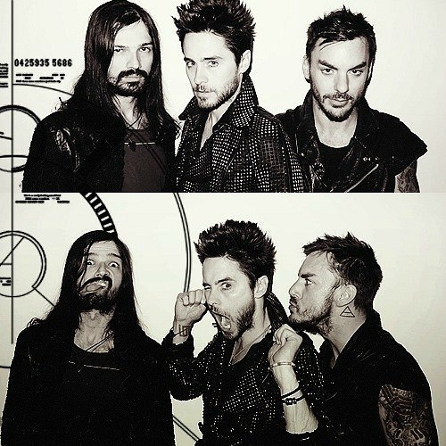 Search and Destroy seconds to Mars
