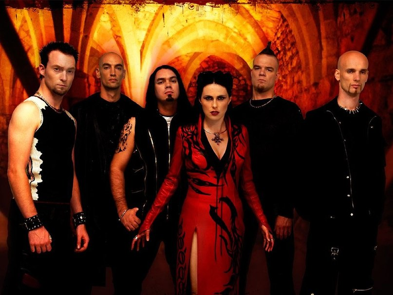 Forgiven Within Temptation