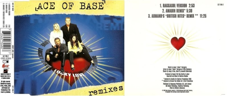 Happy Nation (320) Ace Of Base