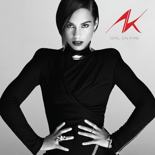 Girl On Fire Alicia Keys